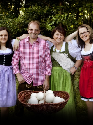 Familie Halmer aus Oberndorf-