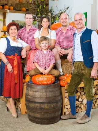 Familie Wurzer aus Bodensdorf-